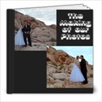 Making our wedding photos - 8x8 Photo Book (39 pages)