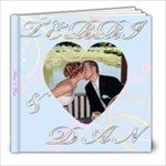 dan and terri book - 8x8 Photo Book (39 pages)