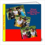 cINCO mayo book BIL BEG - 8x8 Photo Book (20 pages)