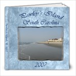 pawleys island - 8x8 Photo Book (30 pages)