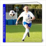 KK Soccer - 8x8 Photo Book (39 pages)