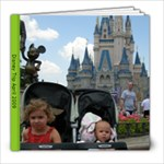 disney 2009 - 8x8 Photo Book (20 pages)