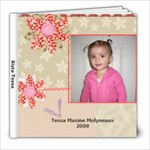 Tessa 2009 - 8x8 Photo Book (20 pages)