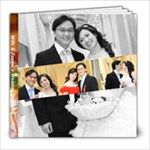 Wills & Joanne s Wedding Ceremony - 8x8 Photo Book (20 pages)