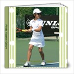 yas s story of tennis - 8x8 Photo Book (30 pages)