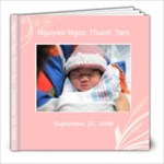 Thanh Tam - 8x8 Photo Book (39 pages)