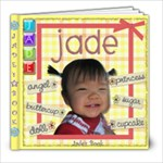 jade s book - 8x8 Photo Book (20 pages)