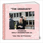 The Graduate - 8x8 Photo Book (20 pages)