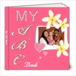 meleoni s abc book.  - 8x8 Photo Book (30 pages)