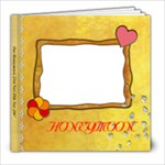 Honeymoon - 8x8 Photo Book (30 pages)