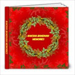 Raksha Bandhan - 8x8 Photo Book (39 pages)