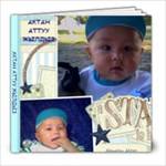 Aktan s first year - 8x8 Photo Book (20 pages)