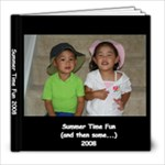 summer2008 - 8x8 Photo Book (39 pages)