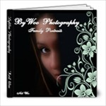 family Portraits - 8x8 Photo Book (20 pages)