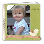 Evelyn Little Bird - 8x8 Photo Book (20 pages)