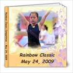Gymnastics Competition - 8x8 Photo Book (20 pages)