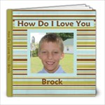HDILY Brock - 8x8 Photo Book (20 pages)