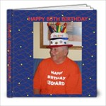 Leonard s 80th - 8x8 Photo Book (20 pages)