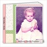 Bethany First Year - 8x8 Photo Book (20 pages)