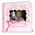 Pixie book  1 - 8x8 Photo Book (20 pages)