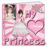 My Princess - 12x12 Photo Book (20 pages)
