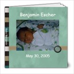 Baby Ben - 8x8 Photo Book (20 pages)