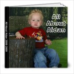 Aidan - 8x8 Photo Book (20 pages)