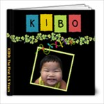 Sareerom - 8x8 Photo Book (20 pages)