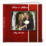 Allison - 8x8 Photo Book (20 pages)