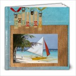 Boracay 2008 - 8x8 Photo Book (20 pages)