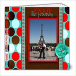Our European Vacation - 8x8 Photo Book (100 pages)