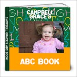 cami s abc book - 8x8 Photo Book (30 pages)