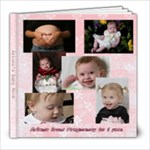 Ariana s 8x8 baby book - 8x8 Photo Book (20 pages)