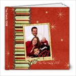 Family 2008 8x8 - 8x8 Photo Book (60 pages)