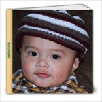 7-9months - 8x8 Photo Book (20 pages)