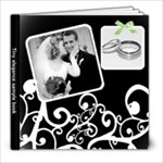 tiny elegance sample book - 8x8 Photo Book (20 pages)
