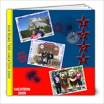VACATION - 8x8 Photo Book (100 pages)