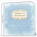 Milton moms book for Joshua  - 12x12 Photo Book (60 pages)