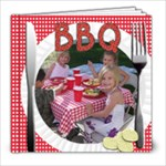 bbq sample book - 8x8 Photo Book (20 pages)