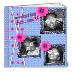 grandma & me - 8x8 Photo Book (20 pages)