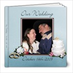 100pg wedding 8x8 - 8x8 Photo Book (100 pages)
