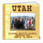 Lori s Utah Book - 8x8 Photo Book (100 pages)