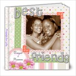 best friends - 8x8 Photo Book (20 pages)