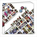 School 2 2008-2009 - 8x8 Photo Book (60 pages)
