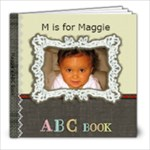 maggies abc book - 8x8 Photo Book (20 pages)