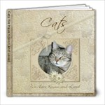 Cats - 8x8 Photo Book (39 pages)
