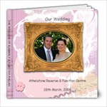 Our Wedding Book - 8x8 Photo Book (20 pages)
