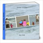 summer vacation - 8x8 Photo Book (20 pages)