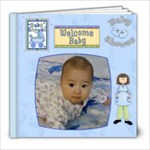 baby.. - 8x8 Photo Book (20 pages)