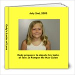 Locks of Love2 - 8x8 Photo Book (20 pages)